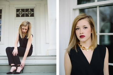 Stylish West Virginia Senior | Lauren Carey