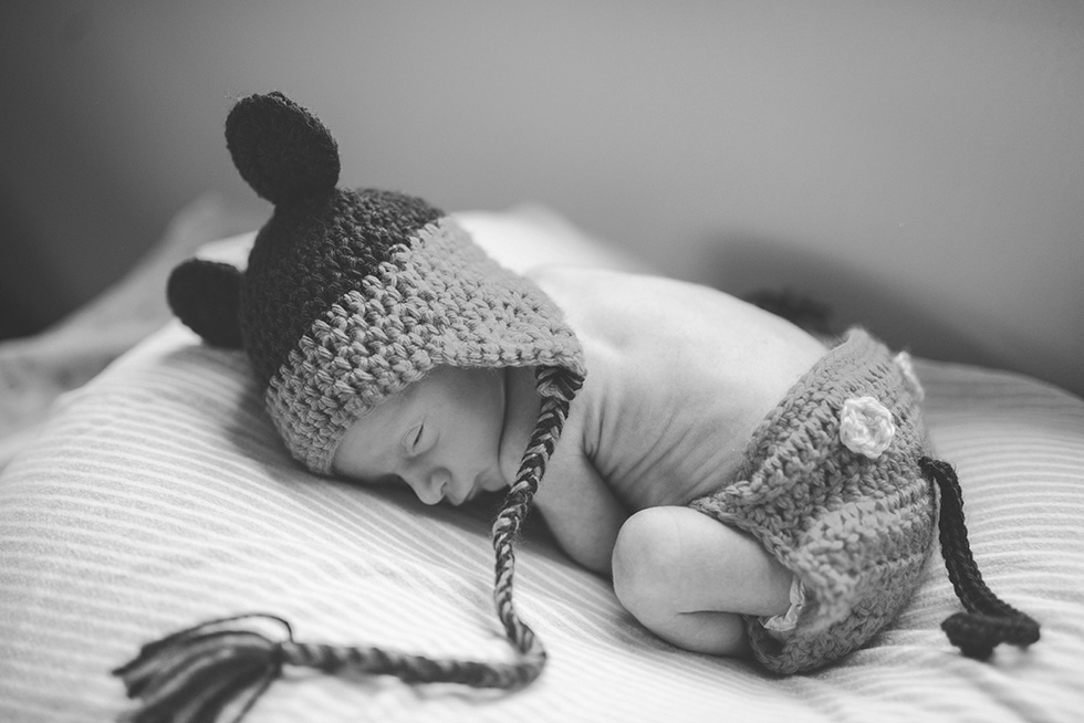 adorable west virginia newborn photography