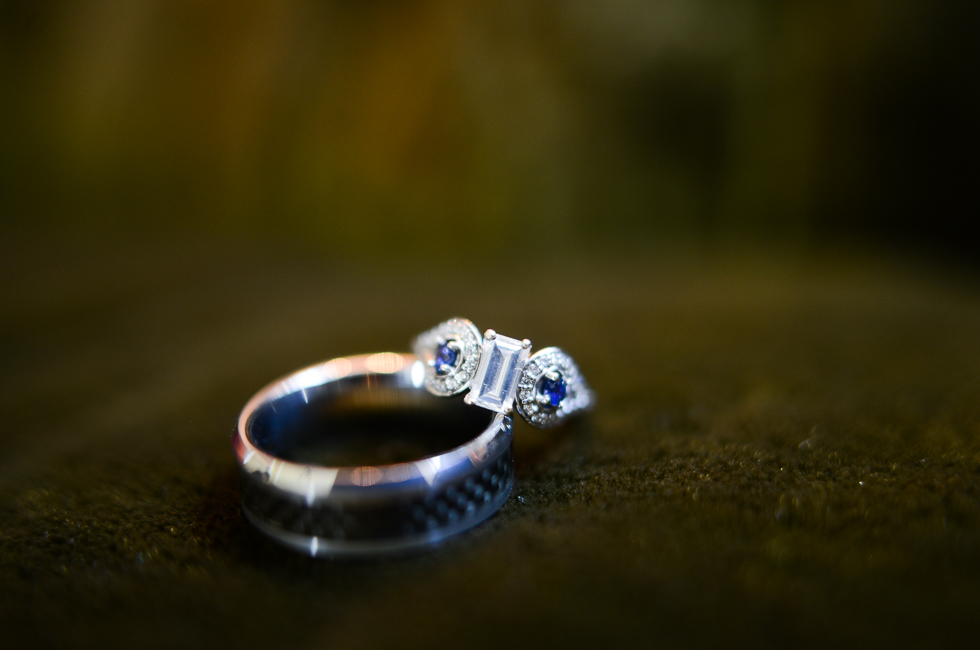 west virginia wedding ring photo
