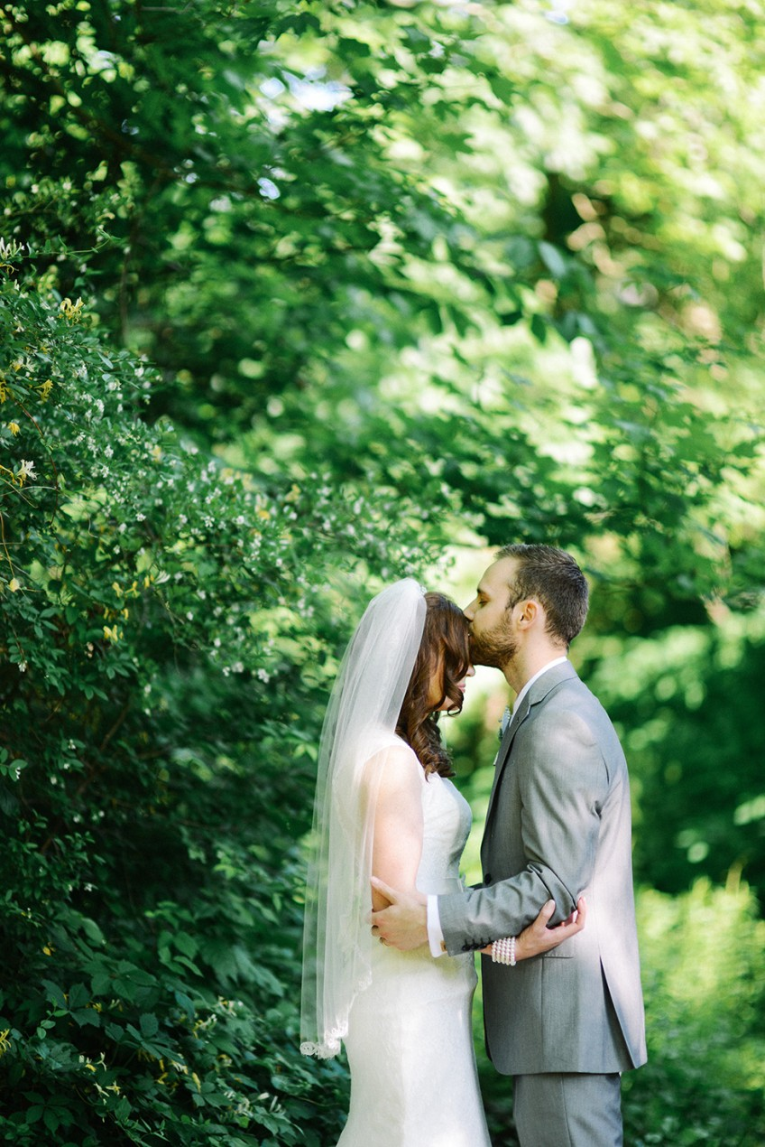 Lance and Lesley | Classic Huntington, West Virginia Wedding