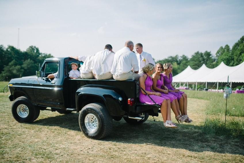 A Baseball-themed WV Wedding | The Newest Baileys