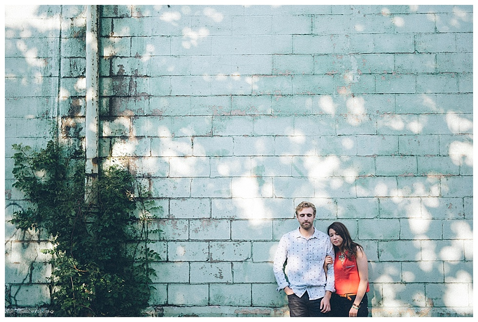huntington west virginia engagement photograph