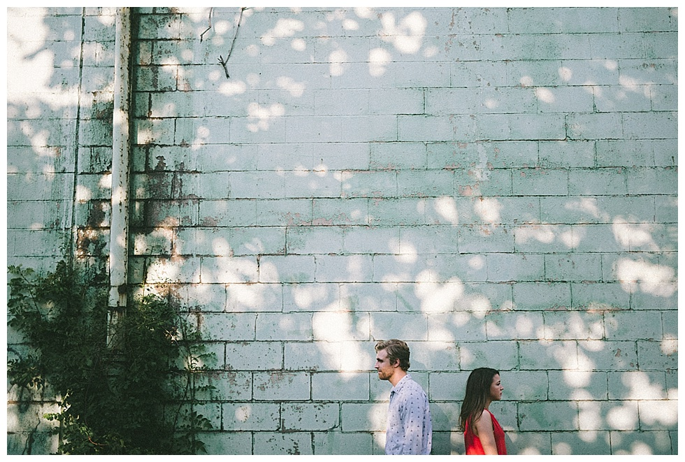 huntington west virginia engagement photo