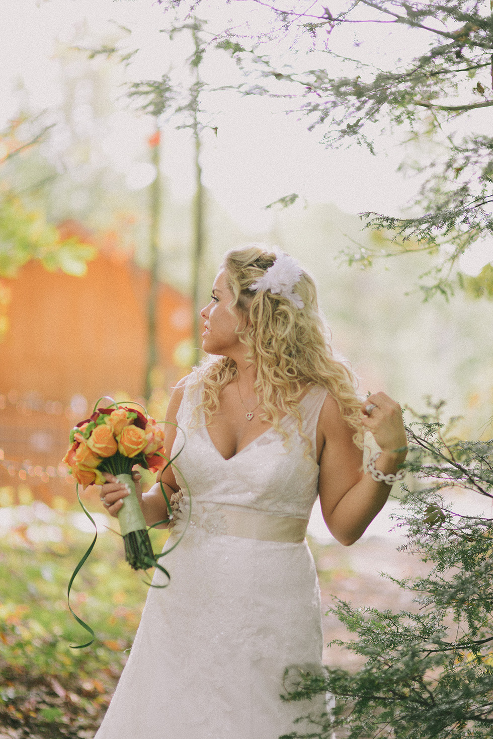west virginia bridal wedding photographer