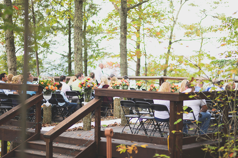 Wedding At Adventures On The Gorge