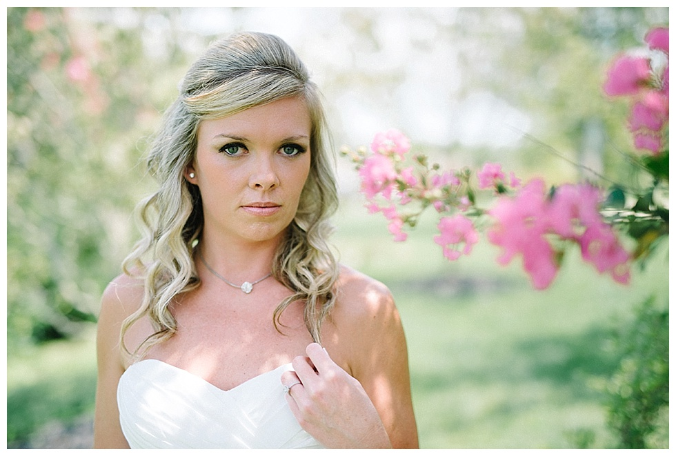 wv bridal portrait