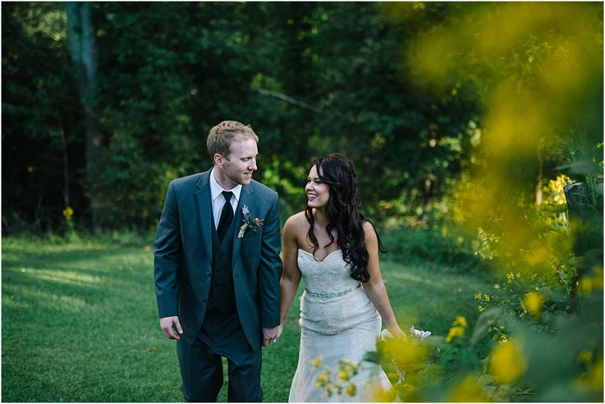 Alaska Meets West Virginia in this Benedict Haid Farm Wedding