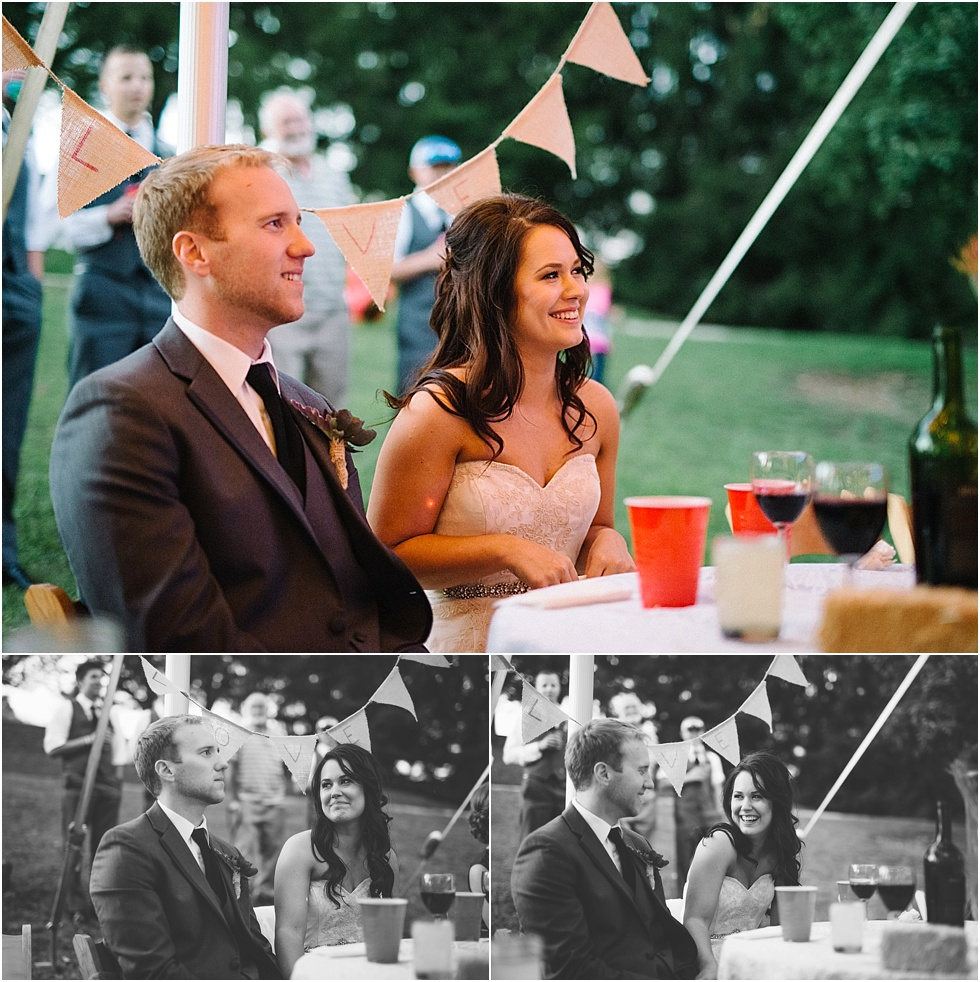 benedict haid wedding reception photo