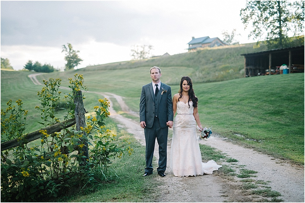 benedict haid wv wedding