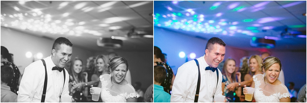 wedding reception photography in charleston west virginia