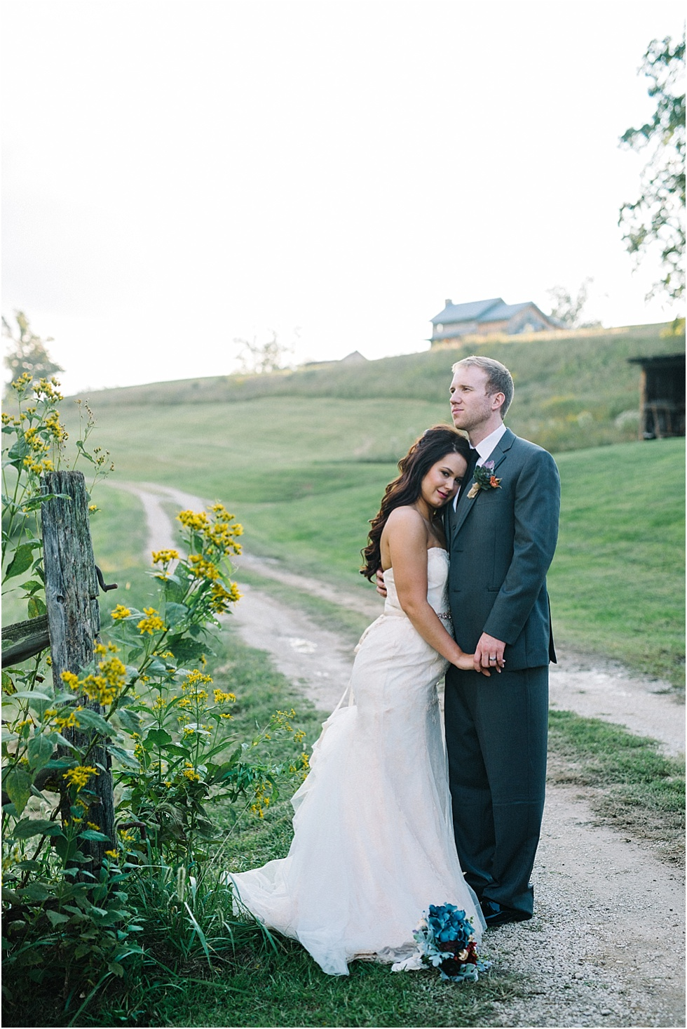 wv benedict haid farm wedding