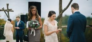 herot hall wv wedding ceremony