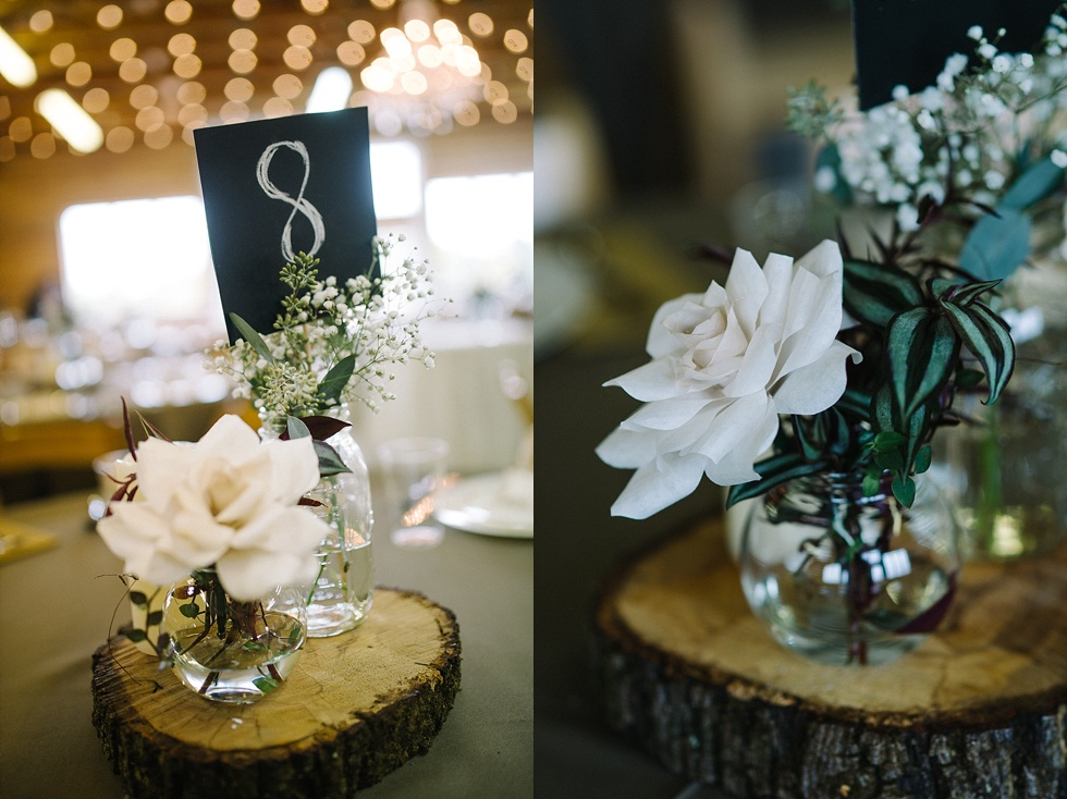 wv wedding decor at herot hall