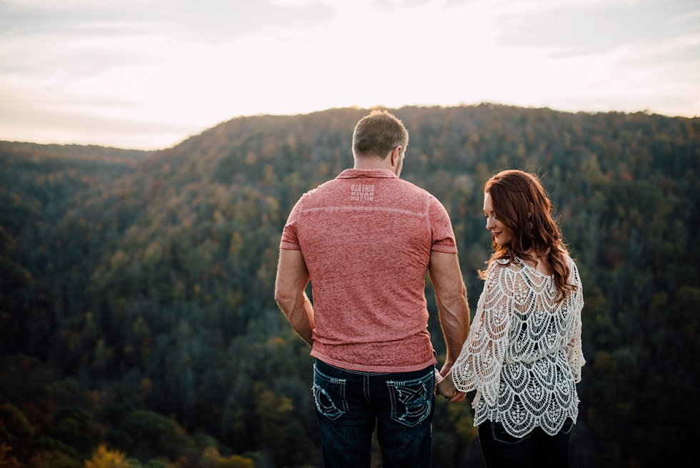adventurous-morgantown-engagement-photo