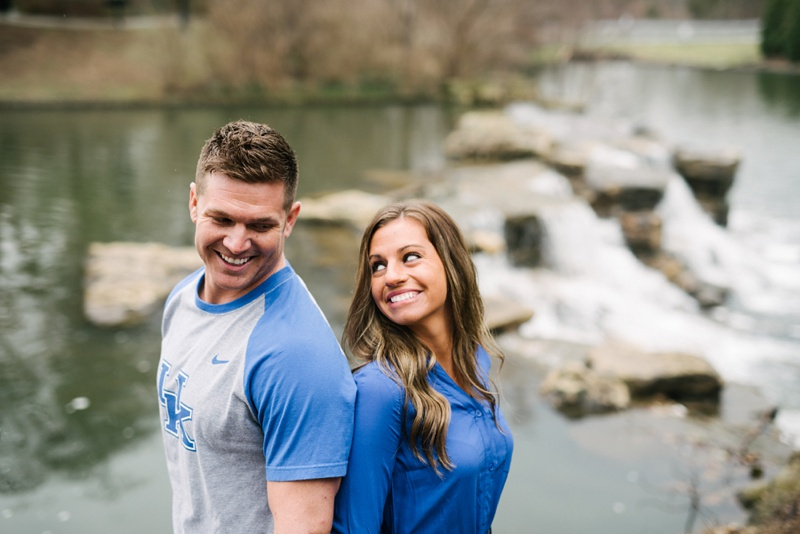 ky engagement photo