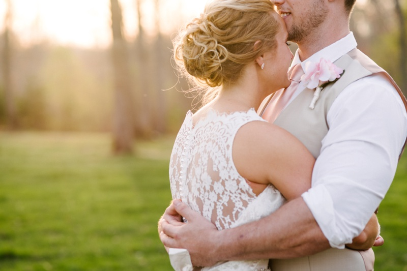 wv wedding photo at knotty pine lodge