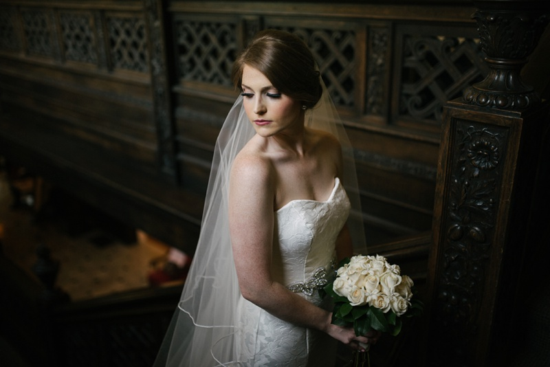 louisville ky bridal portrait