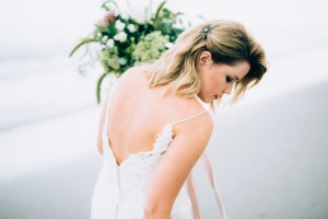 myrtle beach bridal photo
