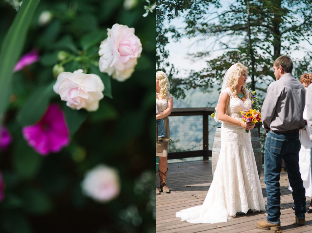 west virginia weddings ceremony photo