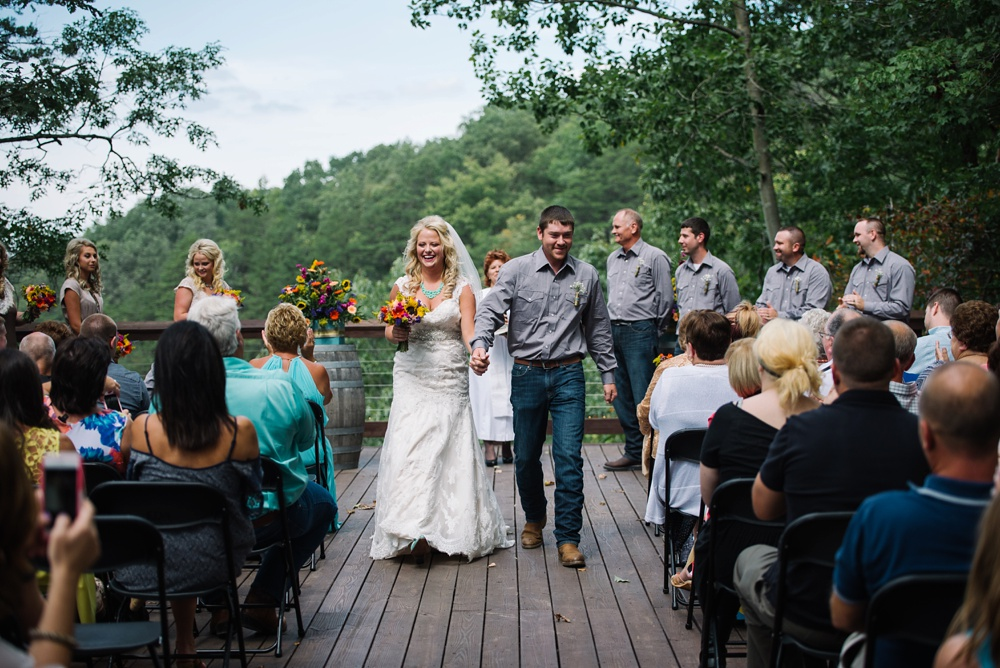 west virginia ceremony photo