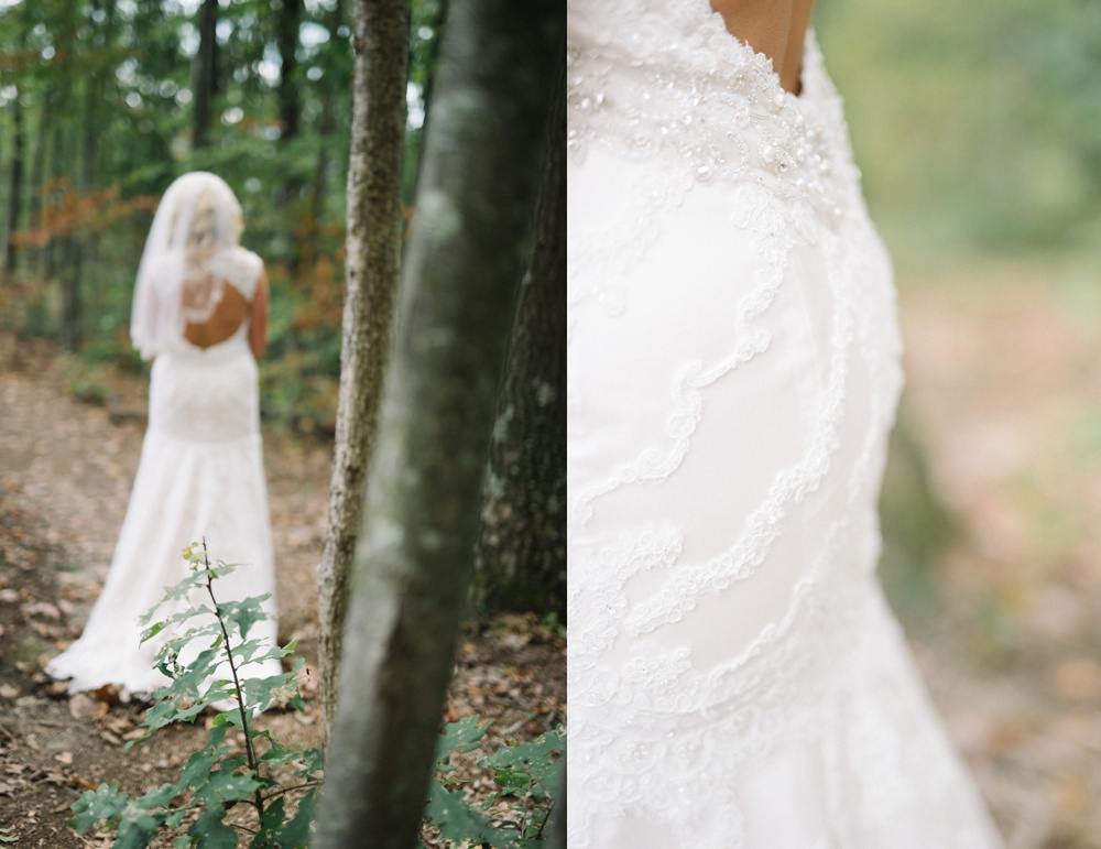 wv wedding bridal photo