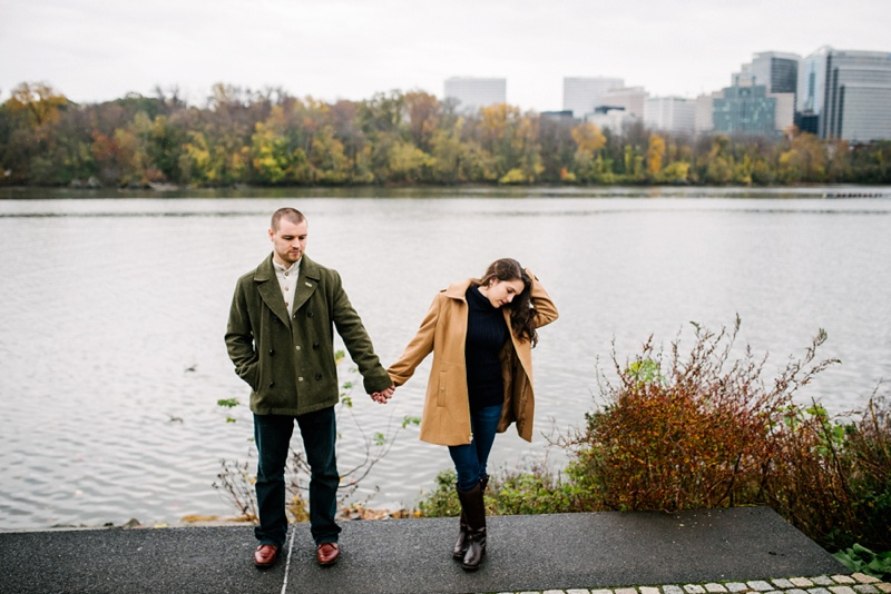 engagement photography in washington dc