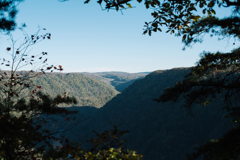 photo from endless wall trail