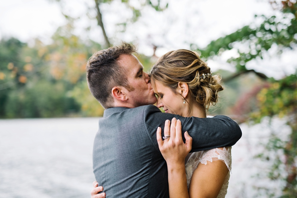 cheat lake couples photo