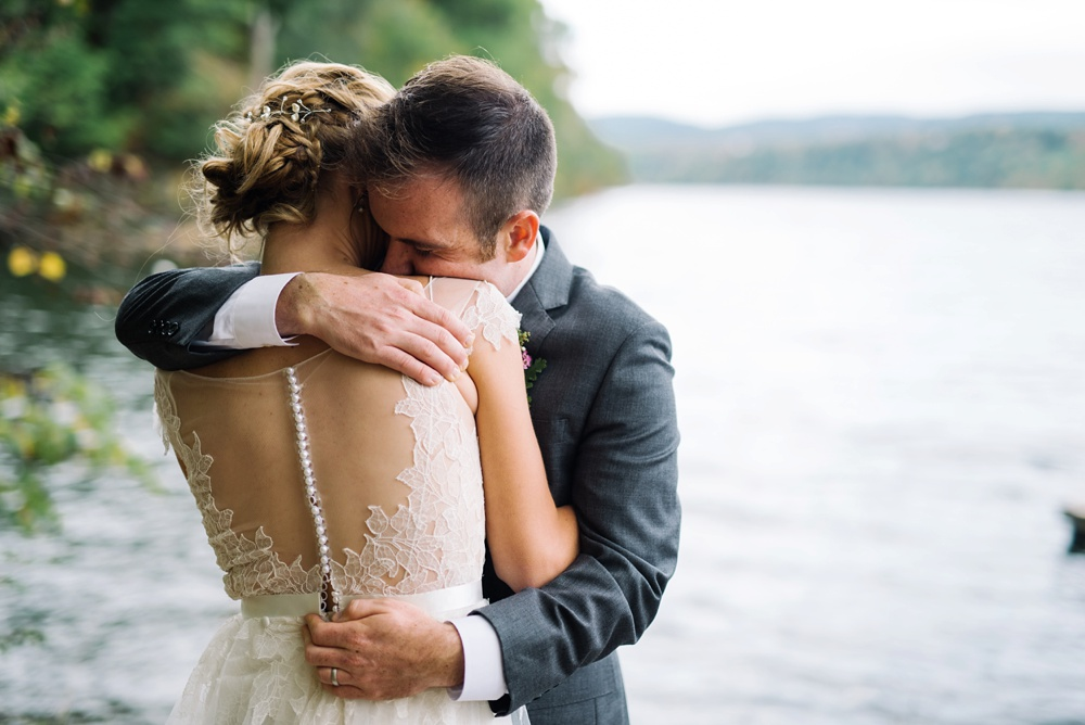 cheat lake west virginia wedding