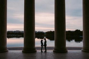 Washington DC Engagement Photographer