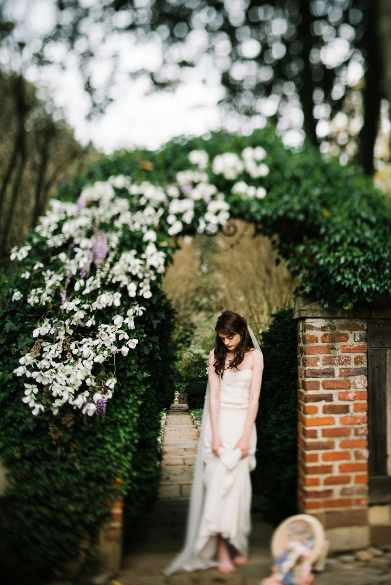 agecroft hall wedding photo