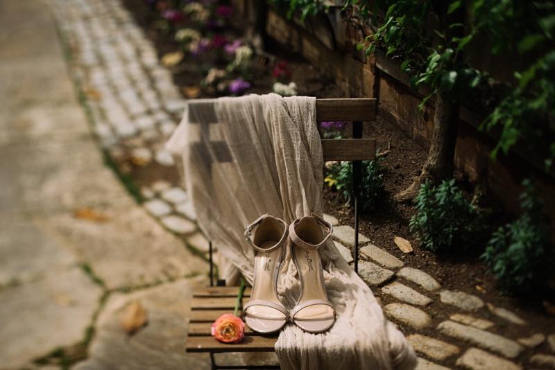 west virginia wedding detail photo