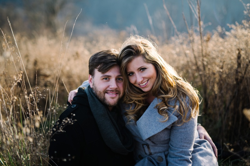 kentucky engagement portrait