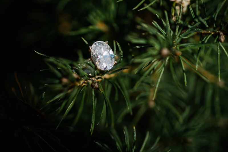 wv engagement ring photo