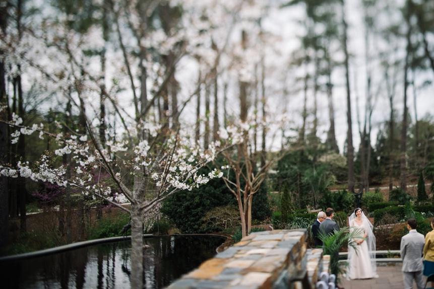 duke university wedding photo