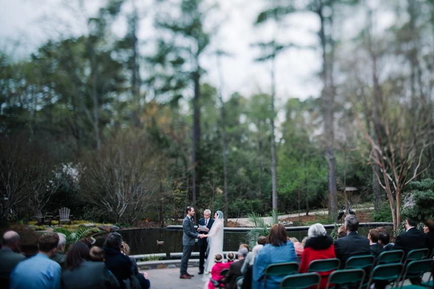 duke gardens wedding ceremony