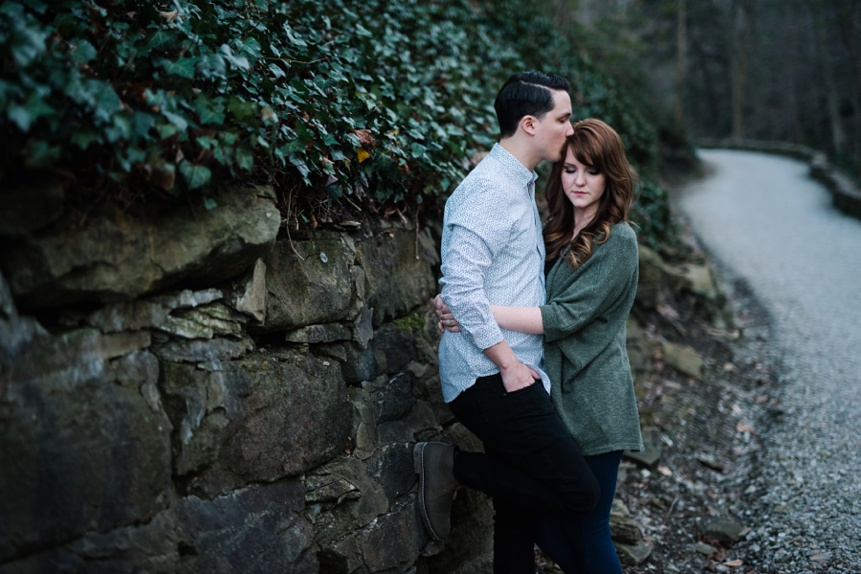 wv engagement photo