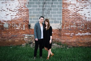 industrial wv engagement photo