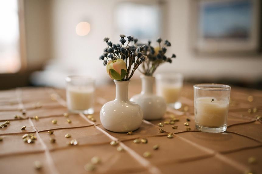 wedding details at stonewall jackson resort