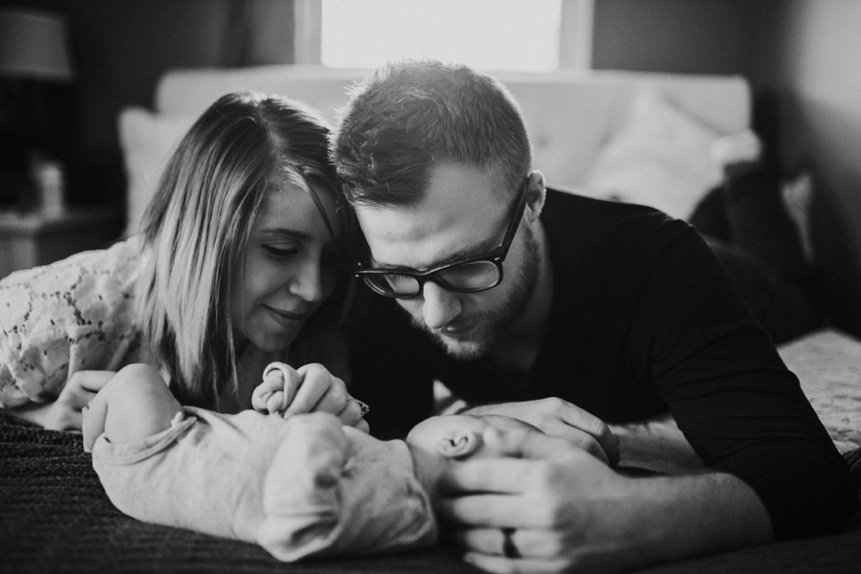 lifestyle newborn photo wv