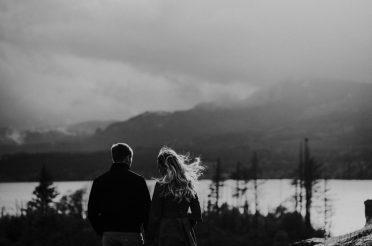 Columbia River Gorge Engagement Photographer