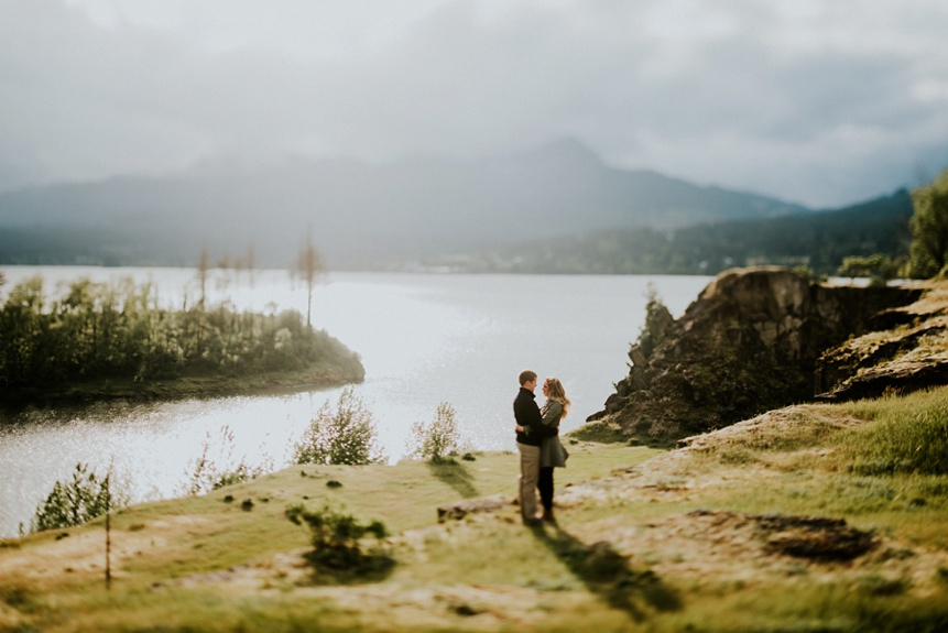 portland oregon engagement photographer
