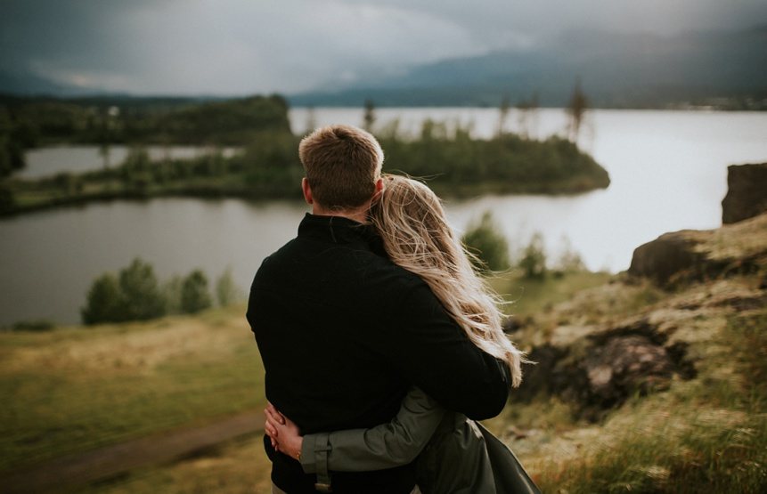 portland oregon engagement photographers
