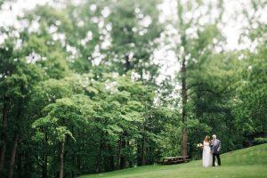 wedding at benedict haid farm