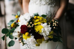 wv bouquet photo at benedict haid farm