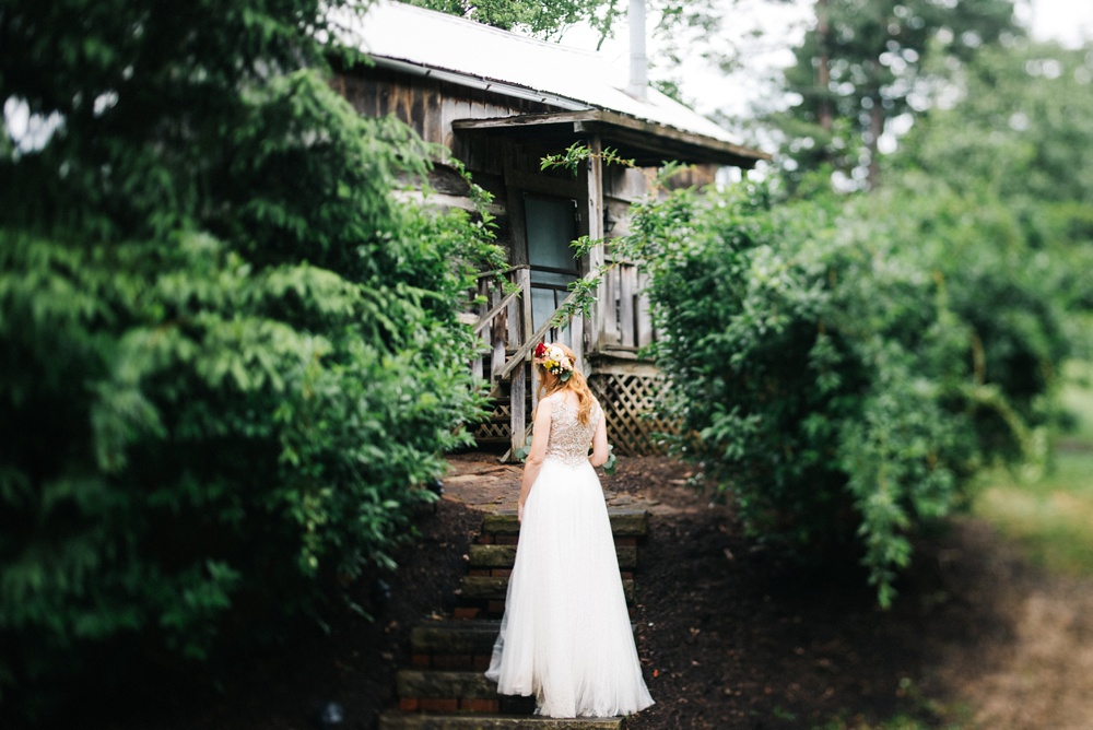 wv bridal photo