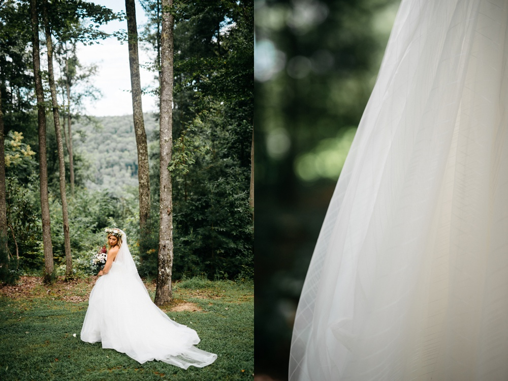 confluence resort wedding in wv
