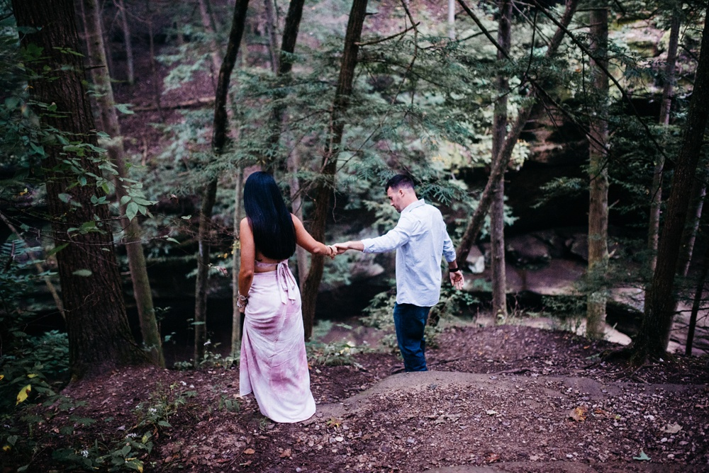 ohio engagement photos