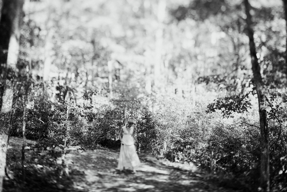 fayetteville elopement wedding in wv