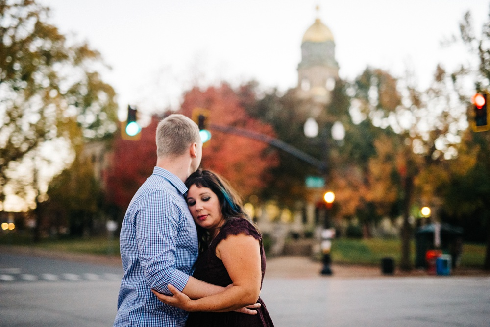 huntington wv engagement photographers